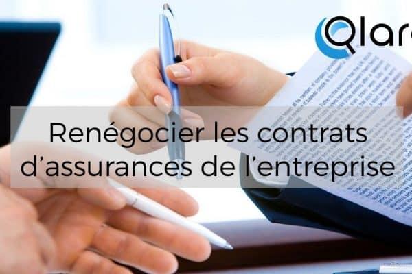 Comment renégocier ses contrats d'assurance ?